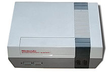La Nintendo Entertainment System (NES).
