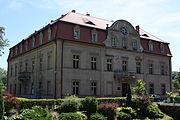 Niwnice Pałac Elewacja ogrodowa 11.JPG