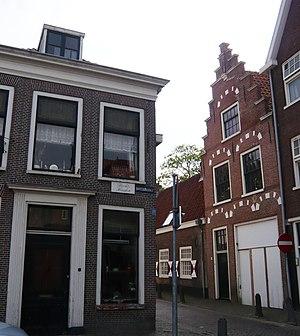 Brouwershofje - Image: Noordkant Tuchthuisstraat