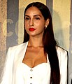 Nora Fatehi at the trailer launch of Batla House.jpg