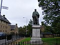 Norman Macleod statue Cathedral Square Glasgow - geograph.org.uk - 1556175.jpg