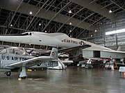 North American XB-70A Valkyrie Ser. No 62-0001