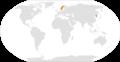 North Korea Sweden Locator.png