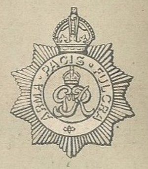 North Somerset Yeomanry - Badge of the North Somerset Yeomanry