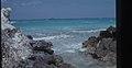North shore. 2 rock types. Haunt of Willets (24004997277).jpg