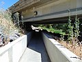 North under NB SR-265 over Provo River Parkway, Provo, Utah, Jul 16.jpg
