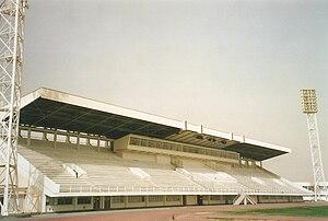 Stade Olympique (Nouakchott) - Image: Nouakchott stadium