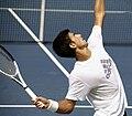 Novak Đoković at the 2009 US Open.jpg