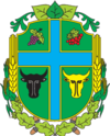 Coat of arms of Novoselytsia Raion