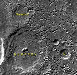 Numerov sattelite craters map.jpg