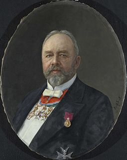 Andreas Lauritz Thune Norwegian businessman