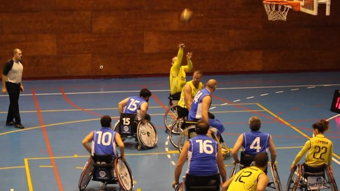 File:ONCE v Burgos, Madrid, December 14, 2013 Video 03.ogv