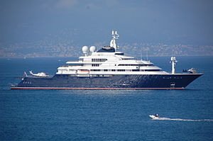 Image result for paul allen's yacht