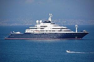Octopus (yacht) - Image: Octopus Yacht
