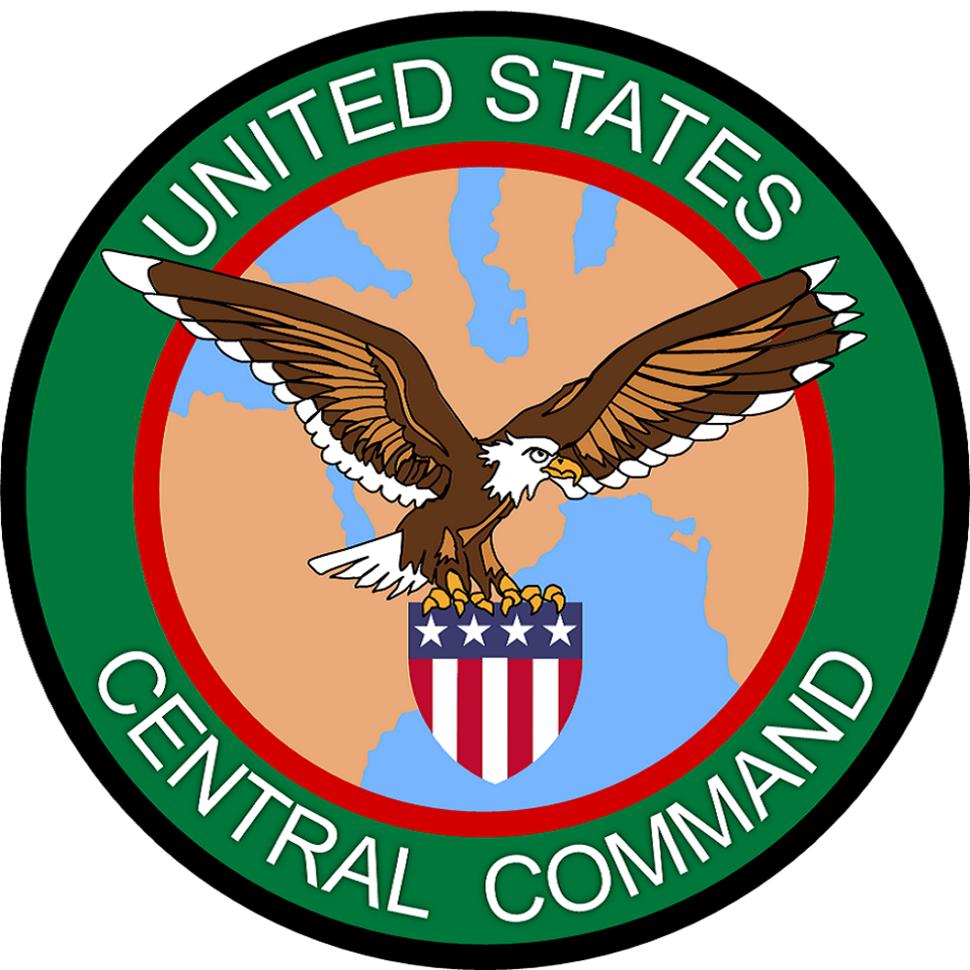 Official CENTCOM Seal