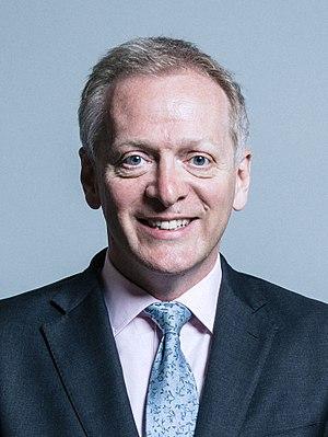 Phillip Lee (politician) - Image: Official portrait of Dr Phillip Lee crop 2