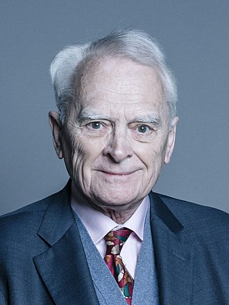 Leader of the Liberal Democrats - Image: Official portrait of Lord Maclennan of Rogart crop 2