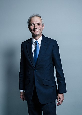 Chancellor of the Duchy of Lancaster - Image: Official portrait of Mr David Lidington