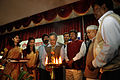 Oil Lamp Lighting - Inaugural Function - Ranchi Science Centre - Jharkhand 2010-11-29 9037.JPG