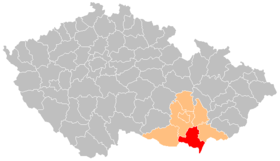 Image illustrative de l'article District de Břeclav