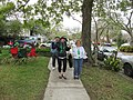 Old Metairie on St. Pats Parade Day Louisiana 2017 07.jpg