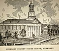 Old Somerset Count, Pennsylvania, Courthouse.jpg