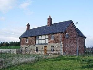 Buckshaw Village - Old Worden Hall