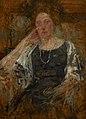 Olga Boznańska - Sketch Portrait of a Woman - MNK II-b-1347 - National Museum Kraków.jpg