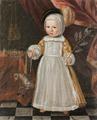Oljemålning på duk. Greve Herman Wrangel af Salmis i kolt och förkläde. Född 1661 - Skoklosters slott - 95256.tif
