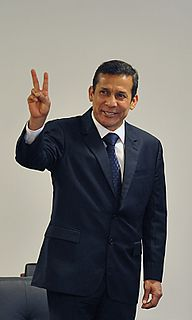 Foreign policy of the Ollanta Humala administration