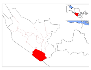 Olot District location map.png