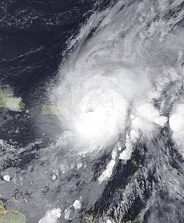 Category 4 Atlantic hurricane in 2008