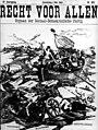 Omslag socialistisch blad 19de eeuw - Cover Dutch socialist magazine 19th century (3491018608).jpg
