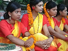 Onraw Dancer(s), Indigenous People's Day, 2014, Dhaka, Bangladesh © Biplob Rahman-4.jpg