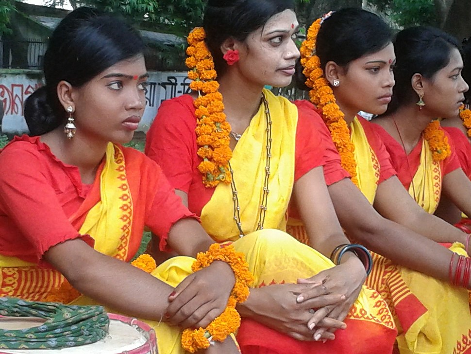 Onraw Dancer(s), Indigenous People's Day, 2014, Dhaka, Bangladesh © Biplob Rahman-4