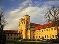 Opactwo Benedyktynów w Tyńcu -Kościół św. św. Piotra i Pawła.jpg