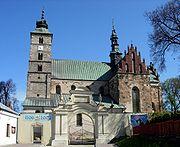 Opatow church 20070430 0936