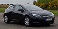 Opel Astra GTC 1.4 Turbo ecoFLEX Edition (J) – Frontansicht, 20. Oktober 2012, Heiligenhaus.jpg