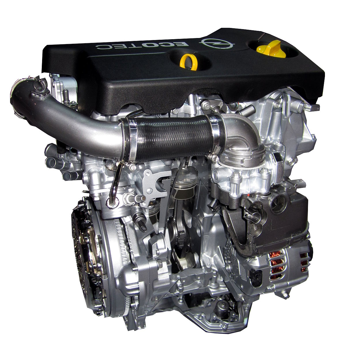gm small gasoline engine