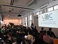 Opening Ceremony - WikidataCon 2017 (1).jpg