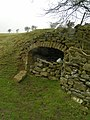 Opening within field wall near Middlesmoor boundary sign - geograph.org.uk - 1209654.jpg