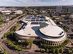 Oregon Convention Center Aerial Shot (34322825771).jpg