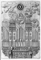 Organ of world harmony, from Kircher. Wellcome L0015994.jpg