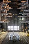 Orion engineering model in VAB clean room 02.jpg