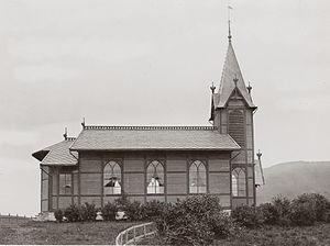 Orkanger Church - Image: Orkanger kirke, Sør Trøndelag Riksantikvaren T355 01 0015