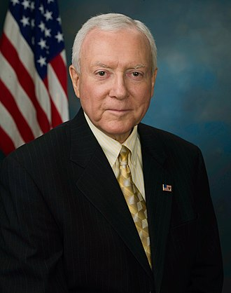 United States congressional delegations from Utah - Orrin Hatch, Utah's longest-serving senator, incumbent since 1977