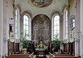 Orsenhausen Pfarrkirche Chor und Hochaltar.jpg
