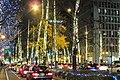 Osaka City Midosuji illumination03.jpg