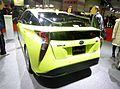 """Osaka Motor Show 2015 (46) - Toyota PRIUS A """"Touring Edition"""" E-Four (DAA-ZVW55).JPG"""