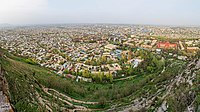 Osh 03-2016 img31 view from Sulayman Mountain pano.jpg